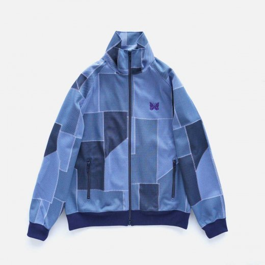 TRACK JACKET -POLY JQ.
