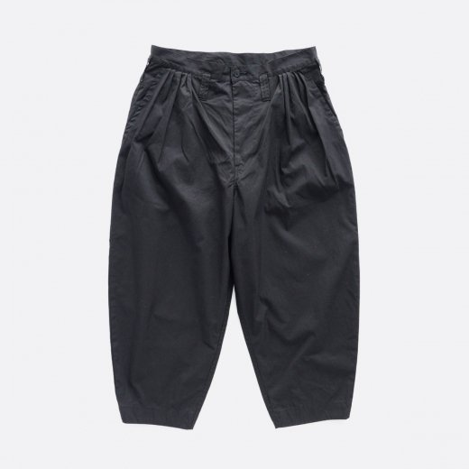 <img class='new_mark_img1' src='https://img.shop-pro.jp/img/new/icons1.gif' style='border:none;display:inline;margin:0px;padding:0px;width:auto;' />POPLIN BEBOP PANTS