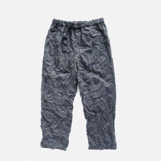 WRINKLED BAKER PANTS