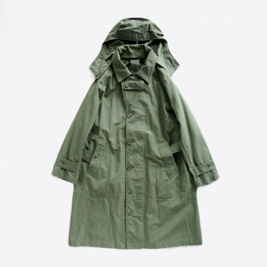 DRIZZLER COAT - COTTON RIPSTOP