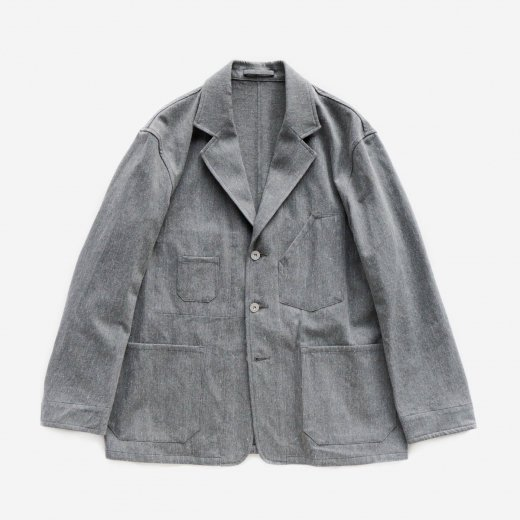 <img class='new_mark_img1' src='https://img.shop-pro.jp/img/new/icons1.gif' style='border:none;display:inline;margin:0px;padding:0px;width:auto;' />RECYCLED DENIM WORK JKT