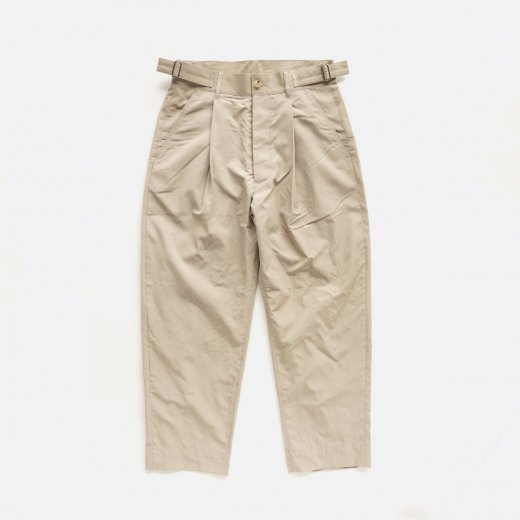 <img class='new_mark_img1' src='https://img.shop-pro.jp/img/new/icons1.gif' style='border:none;display:inline;margin:0px;padding:0px;width:auto;' />COTTON CUPRA ITALIAN ARMY TROUSERS
