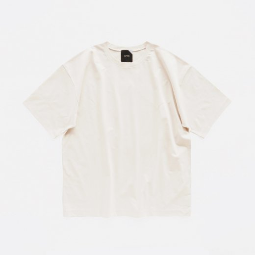 <img class='new_mark_img1' src='https://img.shop-pro.jp/img/new/icons1.gif' style='border:none;display:inline;margin:0px;padding:0px;width:auto;' />NUBACK COTTON | OVERSIZED T-SHIRT