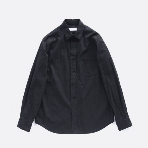 <img class='new_mark_img1' src='https://img.shop-pro.jp/img/new/icons1.gif' style='border:none;display:inline;margin:0px;padding:0px;width:auto;' />REGULAR COLLAR SHIRT GARMENT DYE