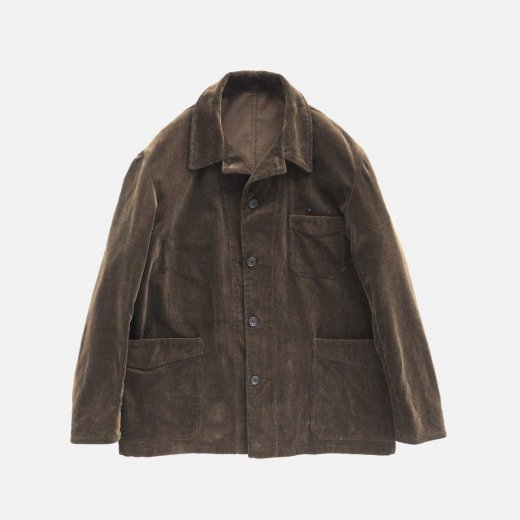 -21AW先行受注- COMPACT CORDUROY CHORE JACKET