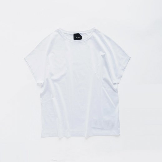 SUVIN 60/2 CAP SLEEVE T-SHIRT