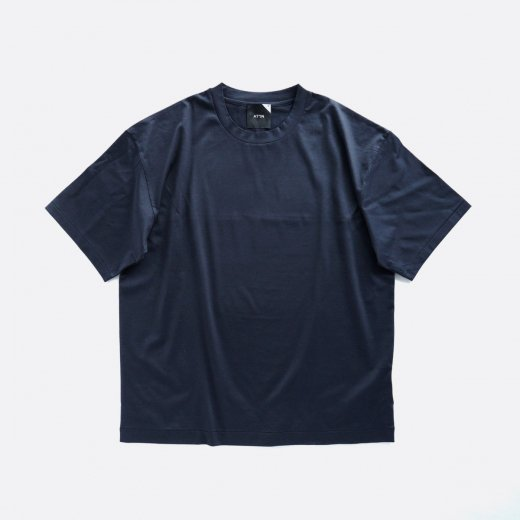 <img class='new_mark_img1' src='https://img.shop-pro.jp/img/new/icons1.gif' style='border:none;display:inline;margin:0px;padding:0px;width:auto;' />SUVIN 60/2 OVERSIZED T-SHIRT