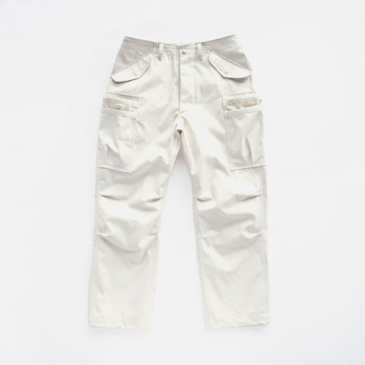 OVERGROWN PANTS CANVAS