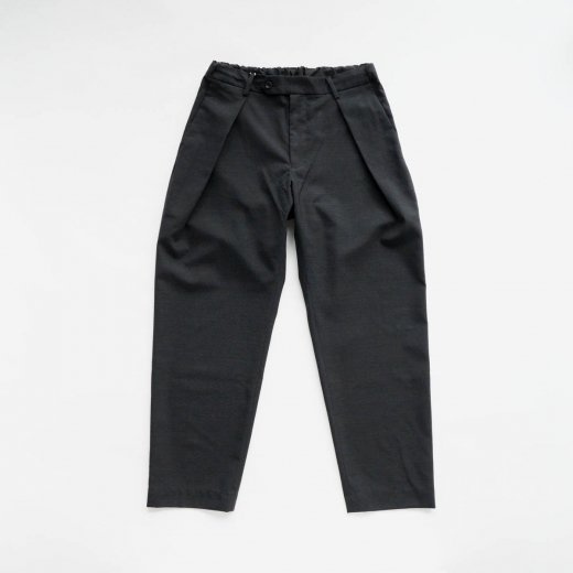 <img class='new_mark_img1' src='https://img.shop-pro.jp/img/new/icons1.gif' style='border:none;display:inline;margin:0px;padding:0px;width:auto;' />WASHABLE WOOL TRO TUCK SLACKS