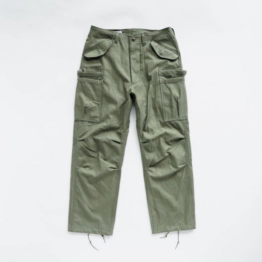 OVERGROWN PANTS BACK SATIN