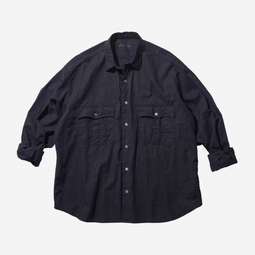 ROLL UP VINTAGE COTTON SHIRT