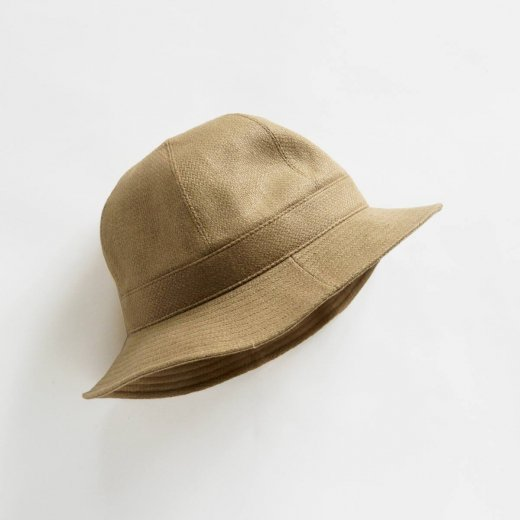<img class='new_mark_img1' src='https://img.shop-pro.jp/img/new/icons1.gif' style='border:none;display:inline;margin:0px;padding:0px;width:auto;' />HEAVYWEIGHT LINEN BROKEN WASHER HAT