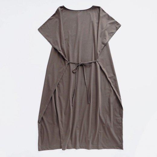 SQUARE CUT&SEWN DRESS