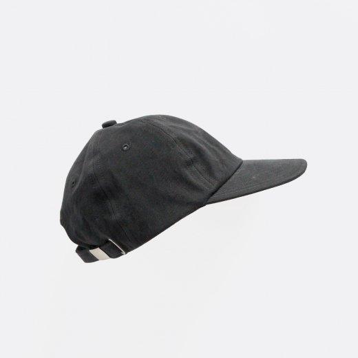 BIZEN GABARDINE 6 PANELED CAP