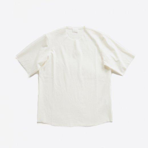 60/- フリーカット強撚ポンチ・Tシャツ