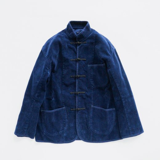 <img class='new_mark_img1' src='https://img.shop-pro.jp/img/new/icons1.gif' style='border:none;display:inline;margin:0px;padding:0px;width:auto;' />CORDUROY CHINESE JACKET