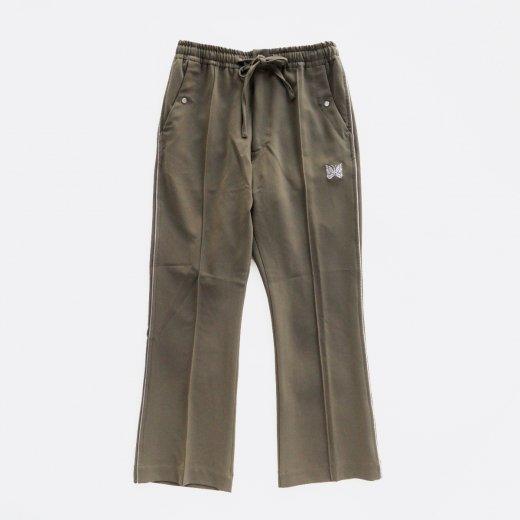 PIPING COWBOY PANT - PE/PU DOUBLE CLOTH