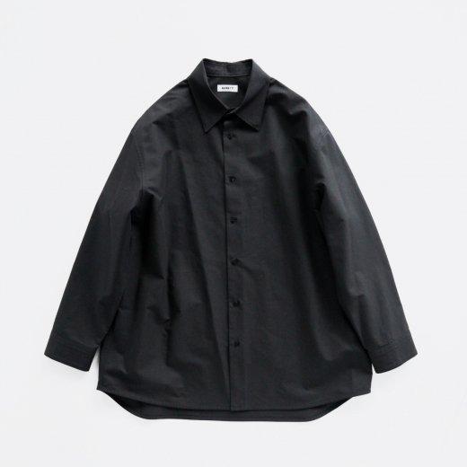 DOUBLE CLOTH TYPEWRITER OVERSIZED SHIRTS