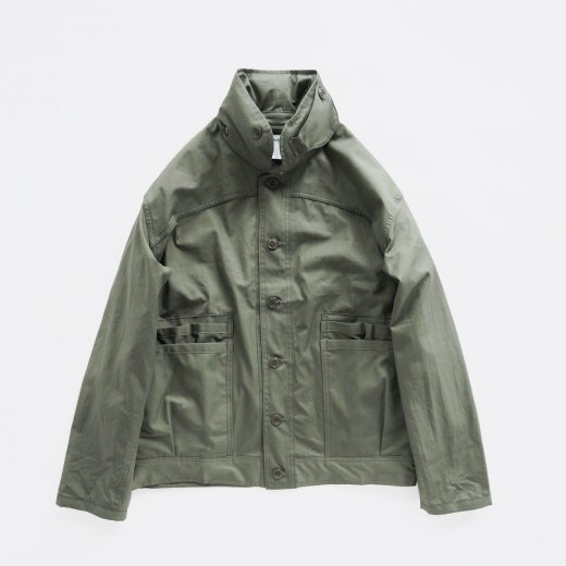 <img class='new_mark_img1' src='https://img.shop-pro.jp/img/new/icons1.gif' style='border:none;display:inline;margin:0px;padding:0px;width:auto;' />OVERGROWN HIKER JACKET WEEDS POPLIN