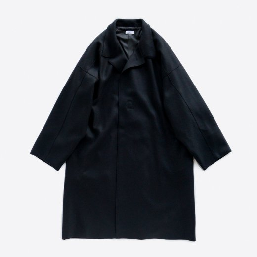 <img class='new_mark_img1' src='https://img.shop-pro.jp/img/new/icons1.gif' style='border:none;display:inline;margin:0px;padding:0px;width:auto;' />SUPER140S PILE MELTON OVER COAT