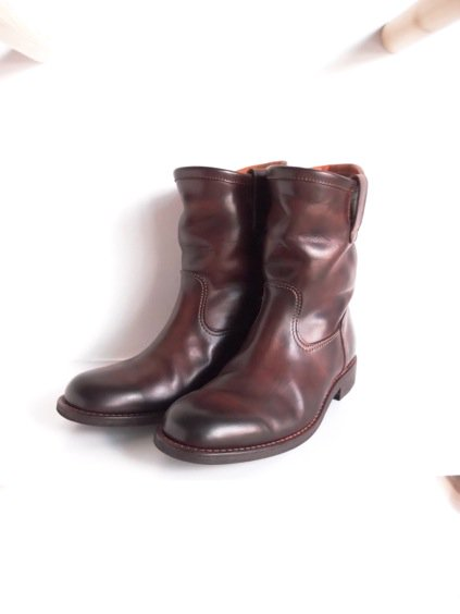 MOTO ROPER BOOTS (BROWN)