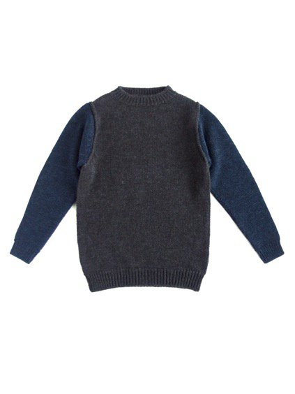 semoh KNIT (GREY)