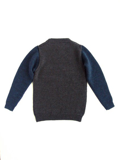 semoh KNIT (GREY)3