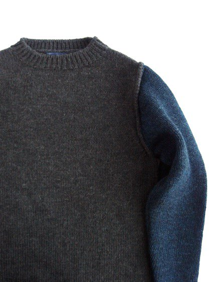 semoh KNIT (GREY)4
