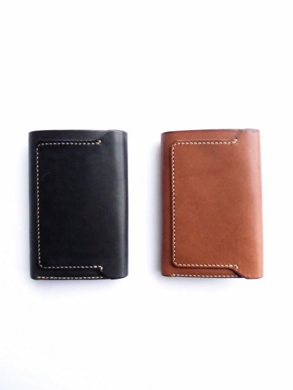 MOTO LEATHER WALLET W6 (定番5色)2