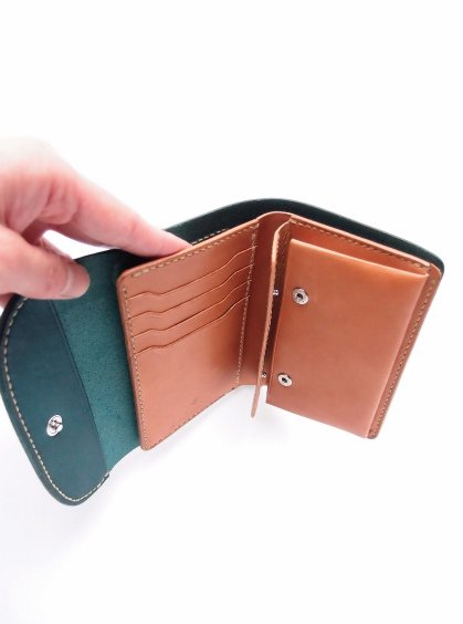 MOTO LEATHER WALLET W6 (定番5色)3