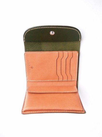 MOTO LEATHER WALLET W6 (定番5色)4