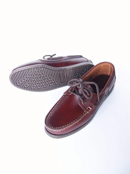 PARABOOT BARTH DECK SHOES (AMERICA)