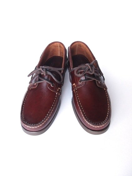 PARABOOT BARTH DECK SHOES (AMERICA)2
