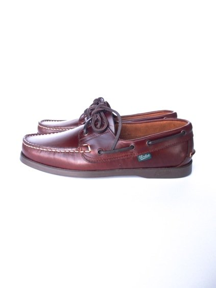 PARABOOT BARTH DECK SHOES (AMERICA)3