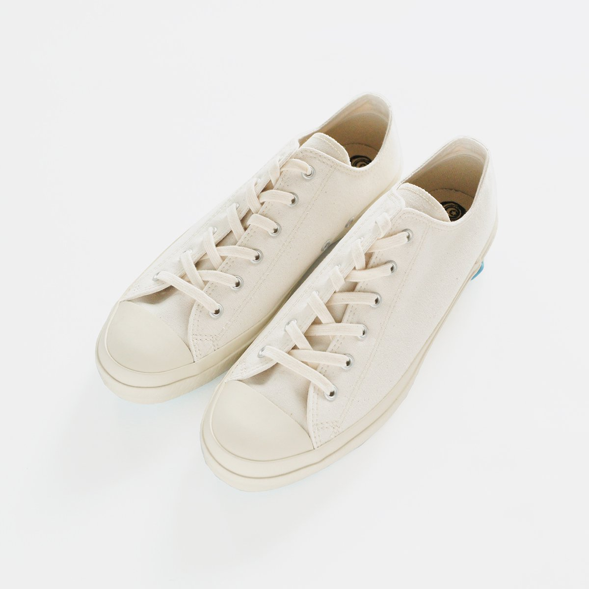 SHOES LIKE POTTERY CANVAS SNEAKER LOW (WHITE)2