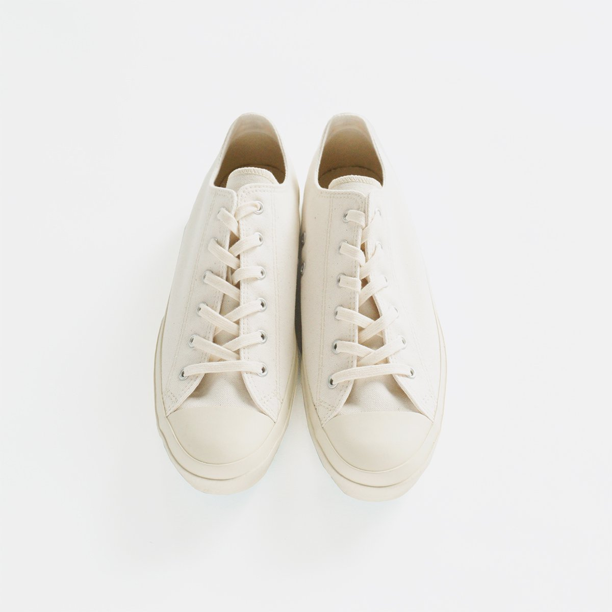 SHOES LIKE POTTERY CANVAS SNEAKER LOW (WHITE)3