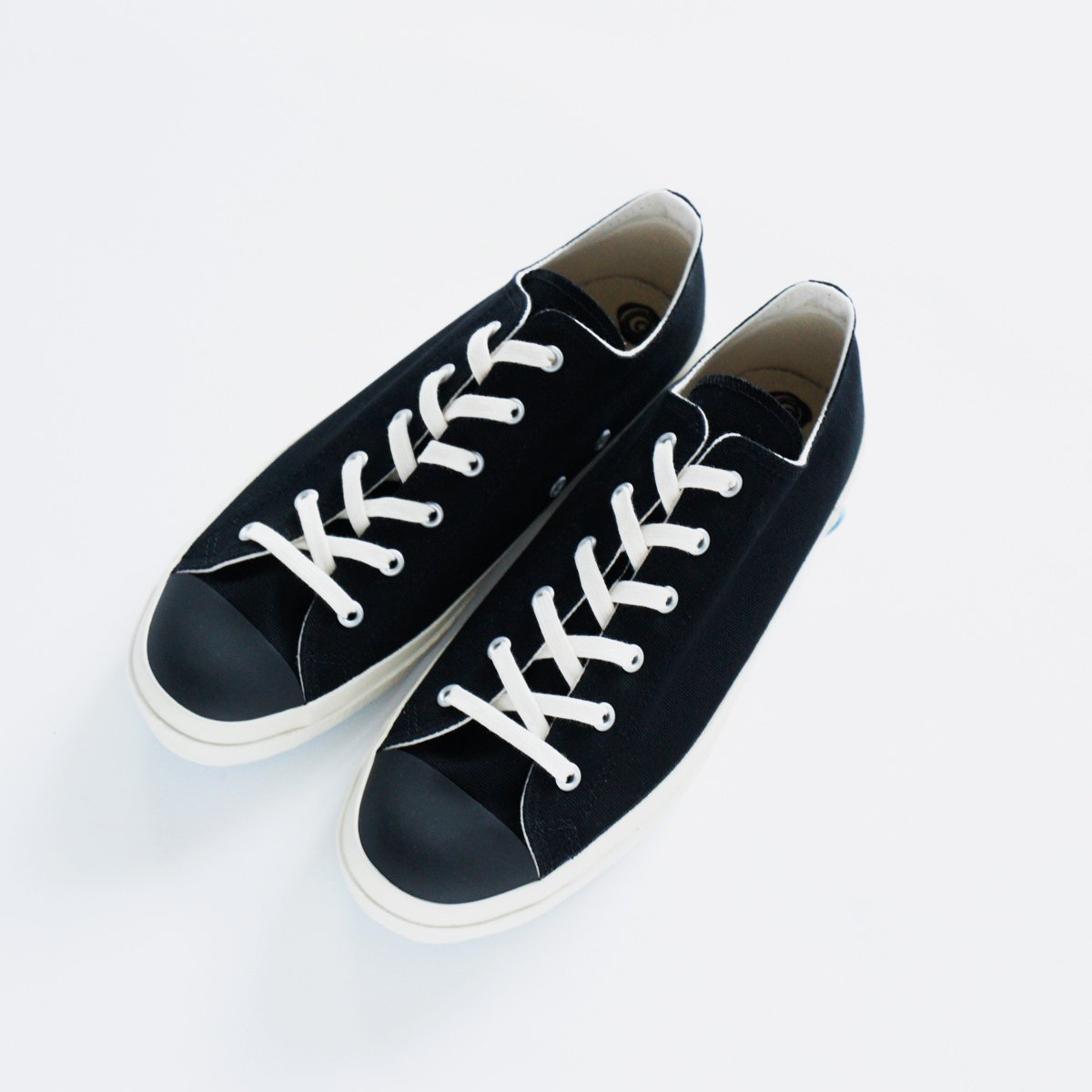 SHOES LIKE POTTERY CANVAS SNEAKER LOW (BLACK)2