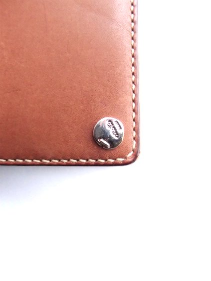 MOTO LEATHER WALLET W1 (定番5色)3
