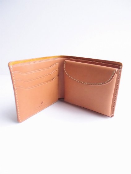 MOTO LEATHER WALLET W1 (定番5色)4