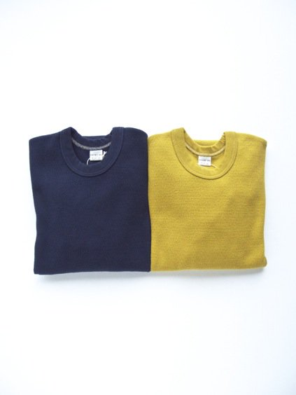 ENTRY SG glorious thermal T(MUSTARD)