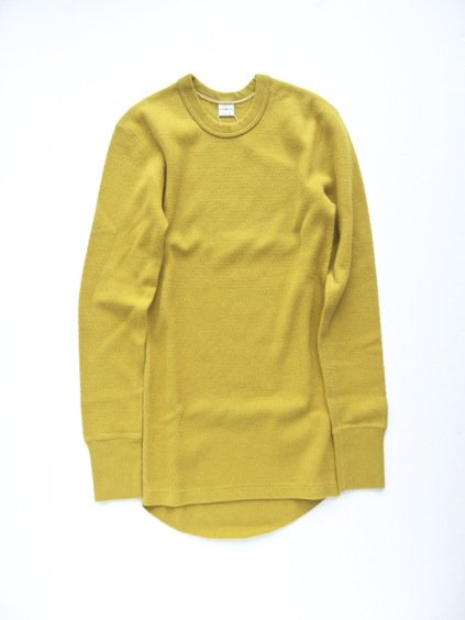 ENTRY SG glorious thermal T(MUSTARD)3