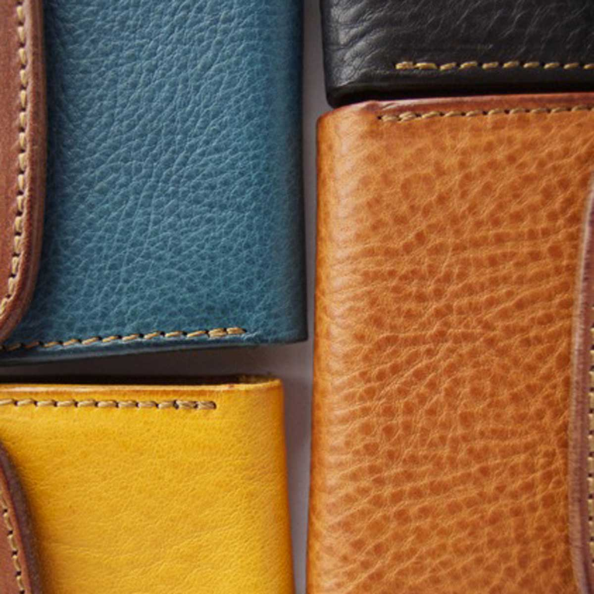 MOTO LEATHER COINCASE C2(定番5色)3