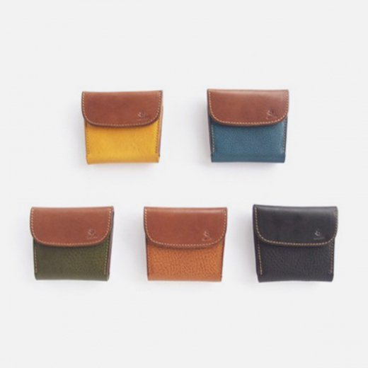 LEATHER COINCASE #C2