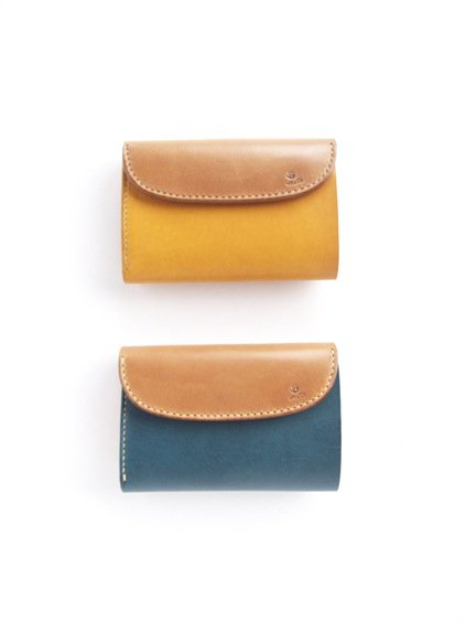 MOTO LEATHER WALLET W6C (BLUE) (GREEN)(YELLOW)