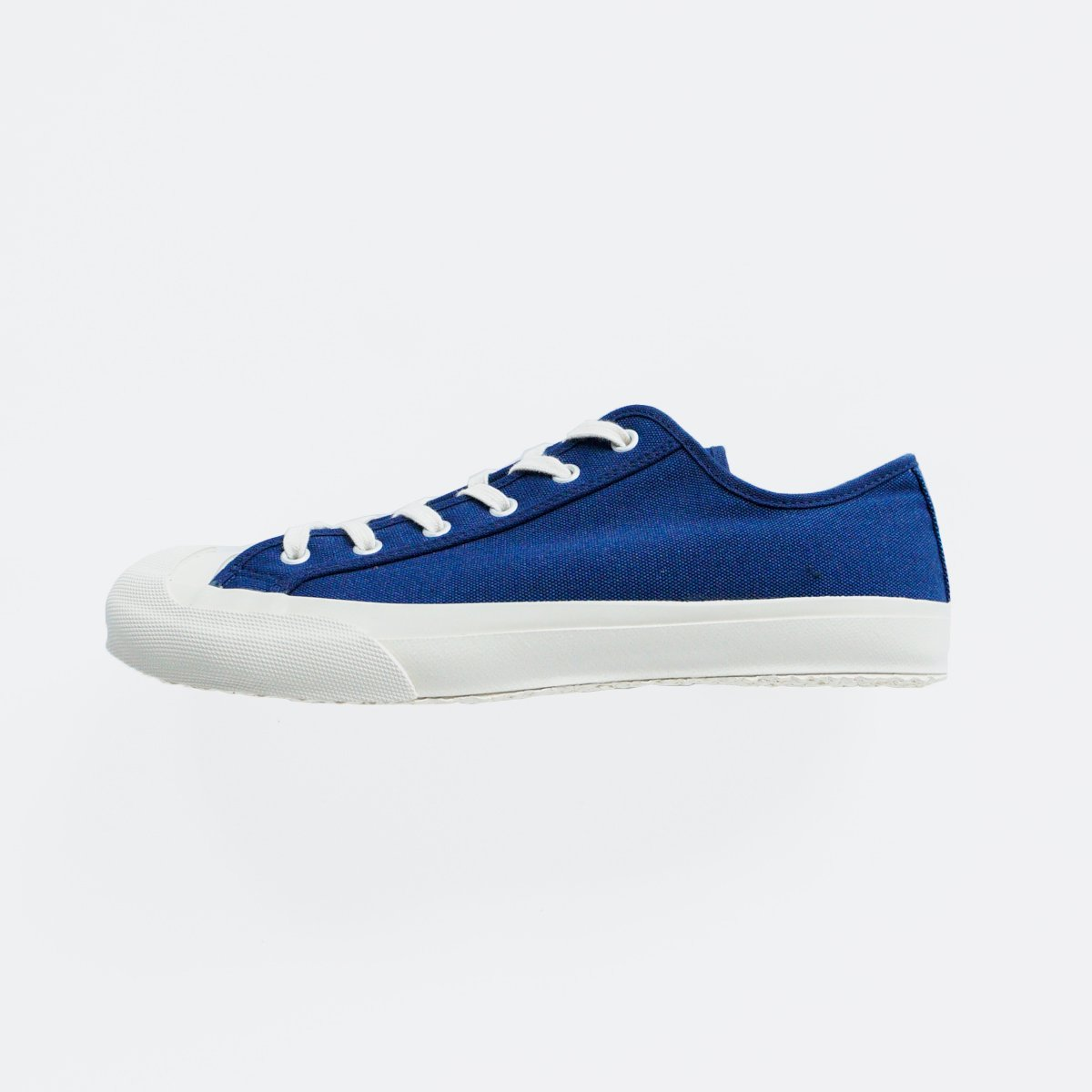 DOEK CANVAS SNEAKER 'COURT' (NAVY)