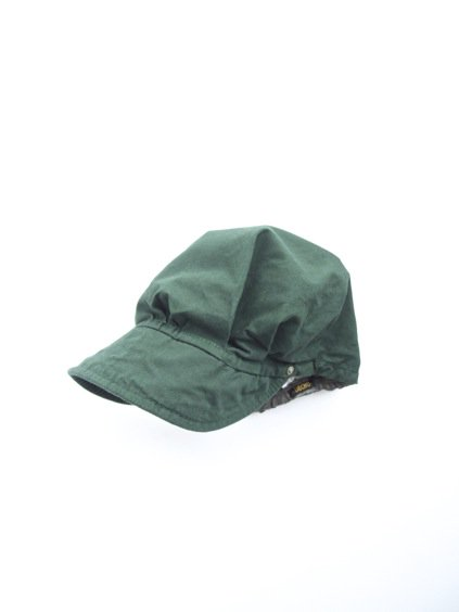 DECHO IHATOVE別注 HOUSE WORKER CAP (GREEN)