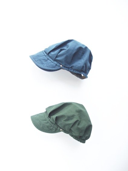 DECHO IHATOVE別注 HOUSE WORKER CAP (GREEN)2
