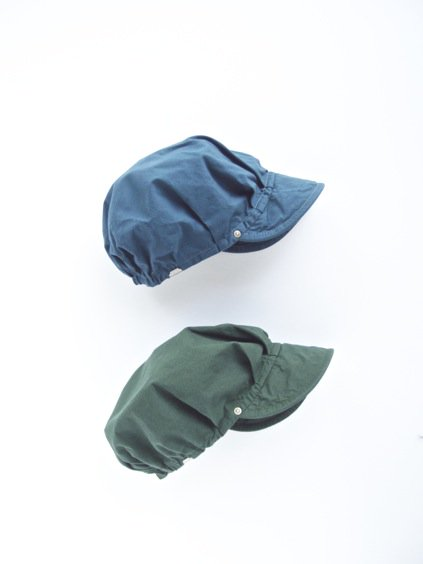 DECHO IHATOVE別注 HOUSE WORKER CAP (GREEN)3