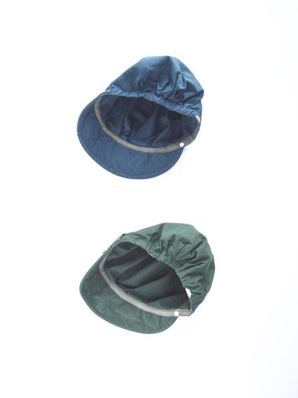 DECHO IHATOVE別注 HOUSE WORKER CAP (GREEN)4