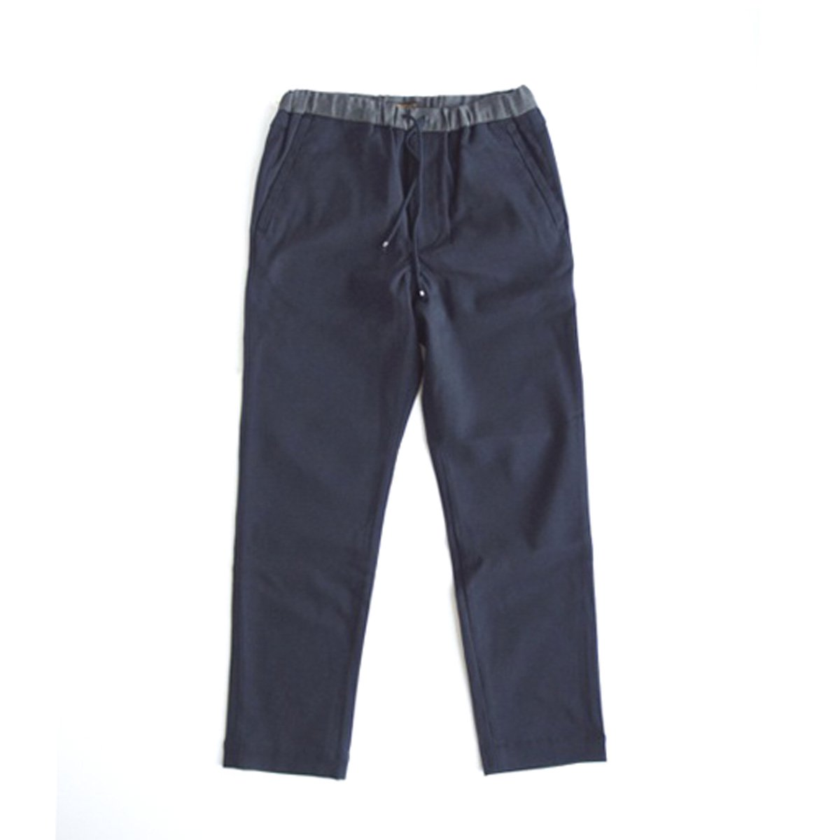 A VONTADE EASY PANTS (DK.NAVY)